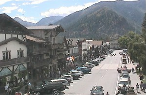Leavenworth webcams
