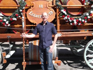 Beer Wagon Leavenworth Kevin Unruh