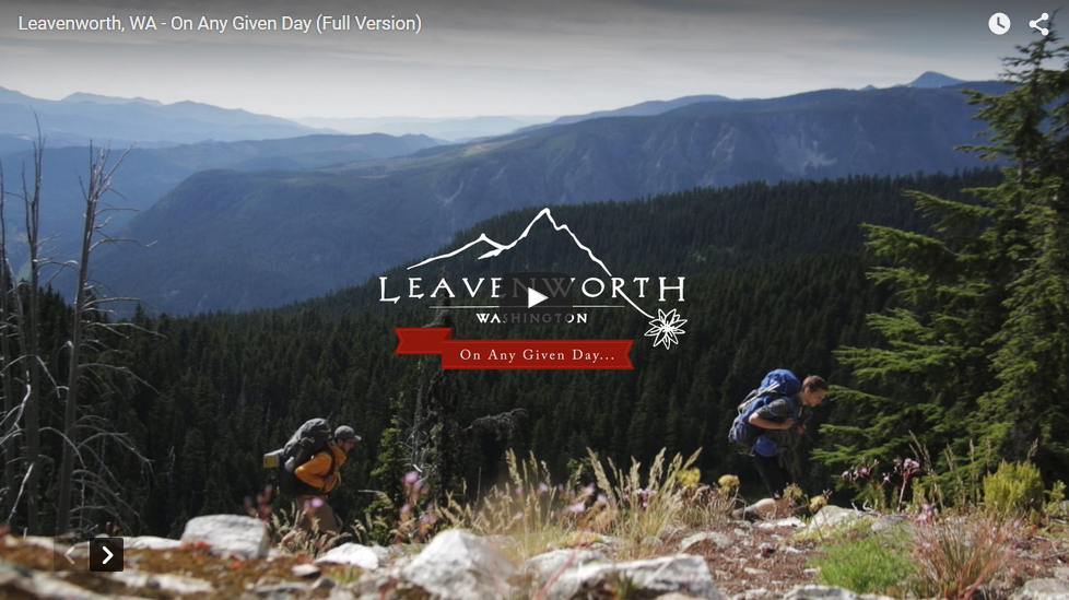 Leavenworth adventure video
