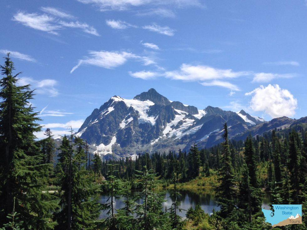 North Cascades Mount Shuksan