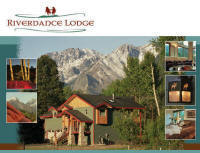 The Riverdance Lodge in Leavenworth Washington State