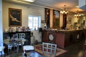 Inside DVinery tasting room in Leavenworth Washington