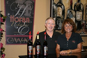 Horan Estate Winery Tasting Room