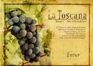 La Toscana Winery Leavenworth and Cashmere