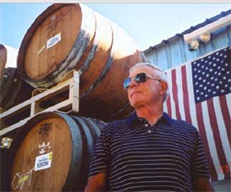 Wedge Mountain Winery in Leavenworth Washington State
