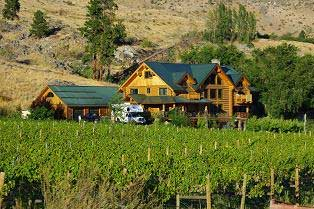 Atam Winery at Lake Chelan