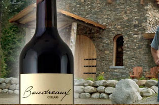 boudreaux cellars tasting room in Leavenworth Washington