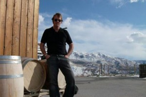 Karl from Four Lakes Winery near Chelan