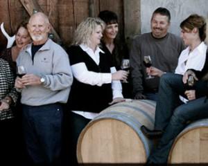 Icicle Ridge Winery Family
