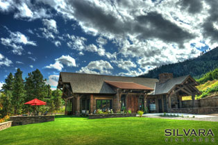 Silvara Vineyards Winery near Leavenworth