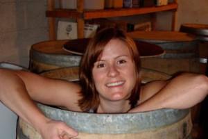 Owner Angela Jacobs of WineGirl Wines
