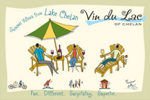 Vin du Lac Winery Summer Wines