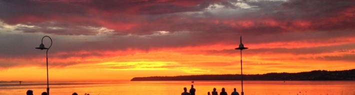 Semiahmoo Bay Sunset