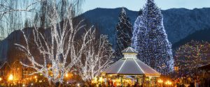 Leavenworth Day Trip for Christmas Lighting by Clipper Vacations