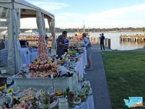 Catering at Semiahmoo Resort c Kevin Unruh