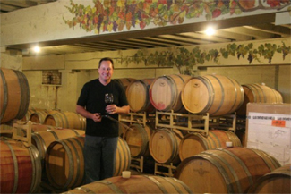 Chateau Faire Le Pont Winery in Wenatchee Washington