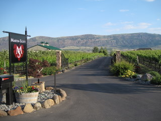 Martin Scott Winery in Wenatchee Washington