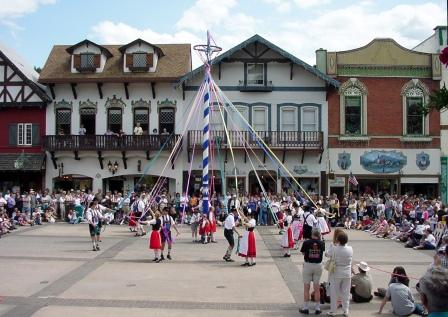 Leavenworth Maifest May Festival