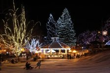 Winter in Leavenworth Washington