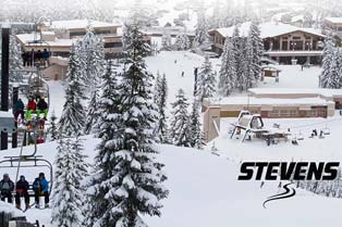 stevens pass winter resort
