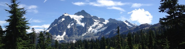 North Cascades Mount Shuksan