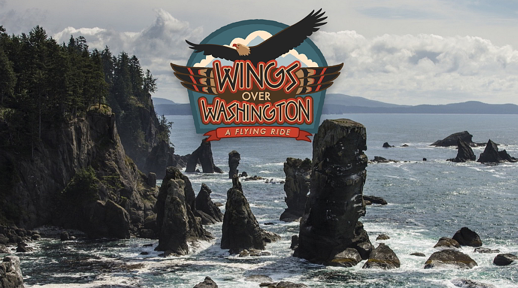 Wings Over Washington - A Flying Ride in Seattle ...